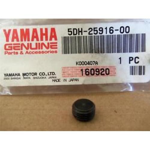 Заглушка направляющего пальца колодки Yamaha Grizzly 550, 700 5DH-25916-00-00