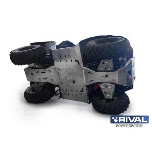 Комплект AL защиты днища RM Рысь 500 (2014-)